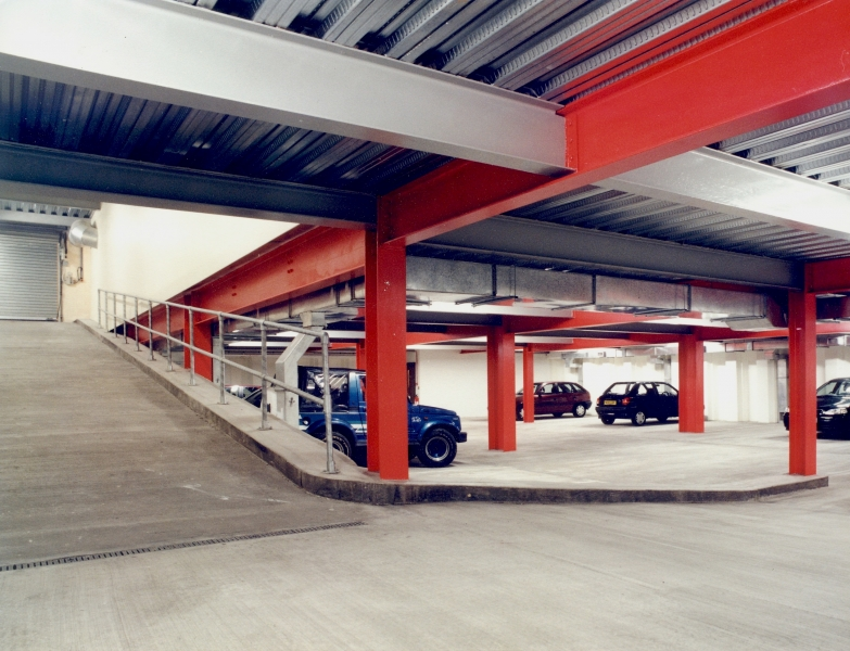 Basement car Parking