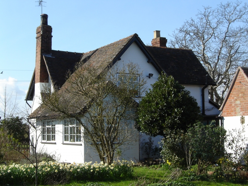Honeysuckle Cottage - extension