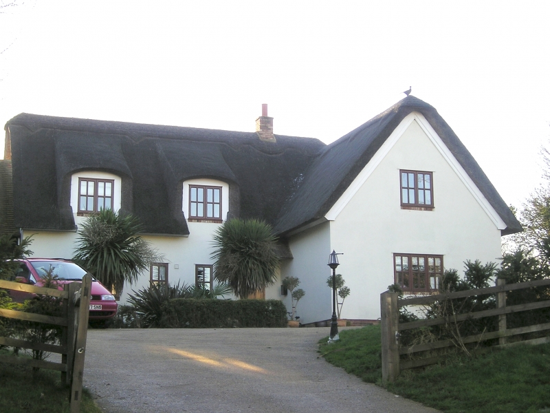The Loop - new thatched cottage